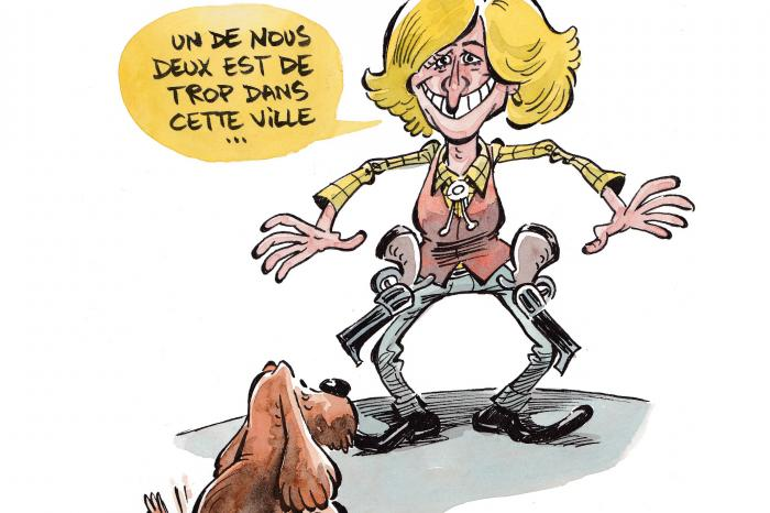 Protection animale, le western…. Vraiment ?