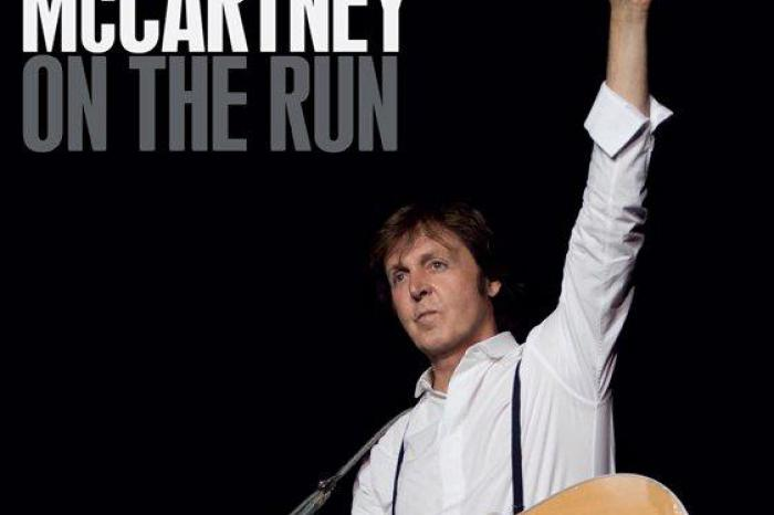 GAIA ontmoette Paul McCartney