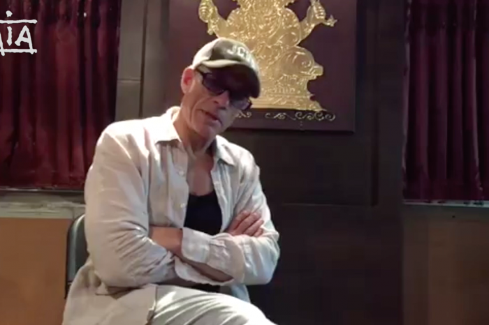 Jean-Claude Van Damme supports GAIA in heartwarming message!